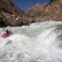 Kyrgizia, Maliy Naryn river. Kayaker: Oleg Golovkin. Photo: Konstantin Galat