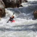 Kyrgizia, Maliy Naryn river. Kayaker: Dmitriy Danilov. Photo: Konstantin Galat