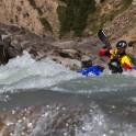 Kyrgizia, Maliy Naryn river. Kayaker - Egor Voskoboynikov. Photo: Oleg Kolmovskiy