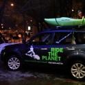 RideThePlanet Exhibition project 2012