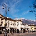 Aosta, Valle d'Aosta, Italy. Photo: Oleg Kolmovskiy