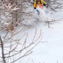 La Thuile, Valle d'Aosta, Italy. Rider: Kirill Anisimov. Photo: Oleg Kolmovskiy