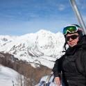 La Thuile, Valle d'Aosta, Italy. Photo: Oleg Kolmovskiy