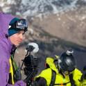 Elbrus Region. Oleg Kolmovsky and Alexander Baydaev. Photo: A.Orlov