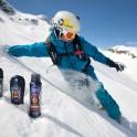 Elbrus Region. NiveaForMen - partner of the project. Rider: K.Galat. Photo: A.Orlov