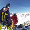 Elbrus Region. RTP cameramens - Oleg Kolmovsky and Alexey Orlov.