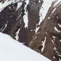 Elbrus Region, Cheget Massive. Rider: Egor Druzhinin. Photo: V.Mihailov