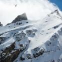 Elbrus Region, Massive Cheget. Rider: Alexander Baydaev. Photo: V.Mihailov