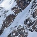 Elbrus Region, Massive Cheget. Rider: Konstantin Galat. Photo: V.Mihailov