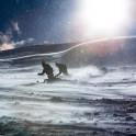 Elbrus Region. Riders: Egor Druzhinin and Konstantin Galat (Trial-Sport team). Photo: V.Mihailov