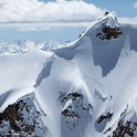 Elbrus Region, Massive Medvezhiy. Rider: Konstantin Galat. Photo: V.Mihailov