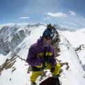 Elbrus Region, Mt.Bezymiannaya. Cameramen: Oleg Kolmovsky. Photo: V.Mihailov