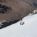 Elbrus Region, Mt. Cheget. Rider: Petr Yastrebkov. Photo: V.Mihailov
