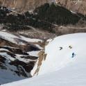 Elbrus Region. Riders: E.Druzhinin, P.Yastrebkov, K.Galat. Photo: V.Mihailov