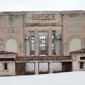 Khibiny. Kirovsk old railway station. Photo: Konstantin Galat