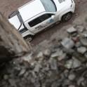 Khibiny. Kirovsk town region. RTP car - VW Amarok. Photo: Konstantin Galat