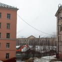 Khibiny. Kirovsk town. Photo: Konstantin Galat