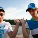 Moscow. RTP-2013. On start. Dmitriy Danilov and Oleg Kolmovskiy. Photo: Alexey Lukin