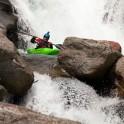Nothern Italy, Valsesia valley. Gronda river. Rider: Vania Rybnikov. Photo: Konstantin Galat