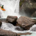 Nothern Italy, Valsesia valley. Gronda river. Rider: Alexey Lukin. Photo: Konstantin Galat