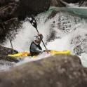 Nothern Italy, Valsesia valley. Gronda river. Rider: Dmitriy Danilov. Photo: Konstantin Galat