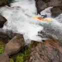 Nothern Italy, Valsesia valley. Sorba river. Rider: Dmitriy Danilov. Photo: Konstantin Galat