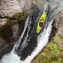 Nothern Italy, Valsesia valley. Egua river. Rider: Egor Voskoboynikov. Photo: Konstantin Galat