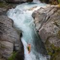 Nothern Italy, Valle d'Aosta region. Ayasse river. Rider: Alexey Lukin. Photo: Konstantin Galat