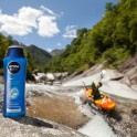 Nothern Italy. Chiusella river. Rider: Alexey Lukin. Nivea Men - partner of the RTP project. Photo: Konstantin Galat