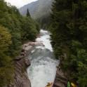 Nothern Italy, Valsesia valley. Sesia river. RTP team on start. Photo: Oleg Kolmovskiy
