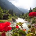 Nothern Italy, Valsesia valley. Sesia river. Photo: Oleg Kolmovskiy