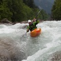 Nothern Italy, Valsesia valley. Sesia river. Rider: Alexey Lukin. Photo: Oleg Kolmovskiy