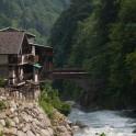 Nothern Italy, Valsesia valley. Sesia river. Riders: Dmitriy Danilov and Vania Rybnikov. Photo: Oleg Kolmovskiy