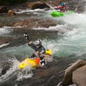 Nothern Italy, Valsesia valley. Gronda river. Riders: Dmitriy Danilov and Vania Rybnikov. Photo: Oleg Kolmovskiy