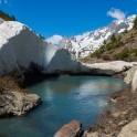 Italy, Valle d'Aosta region, Montblanc massive. Photo: Aliona Buslaieva