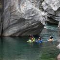 Switzerland. RTP team on Verzasca river. Photo: Alona Buslaieva