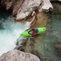 Switzerland. Verzasca river. Rider: Vania Rybnikov. Photo: Dmitriy Danilov