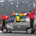 Switzerland. RTP car - VW Multivan Panamericana. Photo: Konstantin Galat