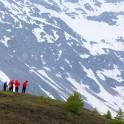 Switzerland. RTP team on road pass. Photo: Oleg Kolmovskiy
