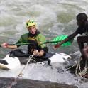 Kayaking in Uganda. Photo: Andrey Pesterev