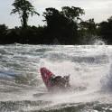 Uganda. Nile river. Rider: Dmitriy Danilov. Photo: Konstantin Galat