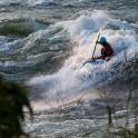 Uganda. Nile river. Rider: Oleg Kolmovskiy. Photo: Konstantin Galat