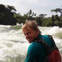 Uganda. Nile river. Vania Rybnikov. Photo: Konstantin Galat