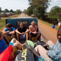 Uganda. RTP team. Road to Nile rapids. Photo: Konstantin Galat