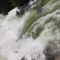 """Uganda. Nile river. """"Kalagala"""" rapid. Rider: Alexey Lukin. Photo: Konstantin Galat"""