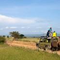 "Uganda. RTP team in ""Murchison Falls"" national park. Photo: Konstantin Galat"