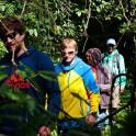 Uganda. RTP team in rain forest. Photo: Konstantin Galat
