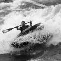 """Uganda. White Nile, """"Nile Special"""" wave. Rider: Alexey Lukin. Photo: Konstantin Galat"""