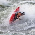 "Uganda. White Nile. ""Nile Special"" wave. Rider: Ivan Rybnikov. Photo: Konstantin Galat"