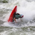 """Uganda. White Nile. """"Nile Special"""" wave. Rider: Dmitriy Danilov. Photo: Konstantin Galat"""